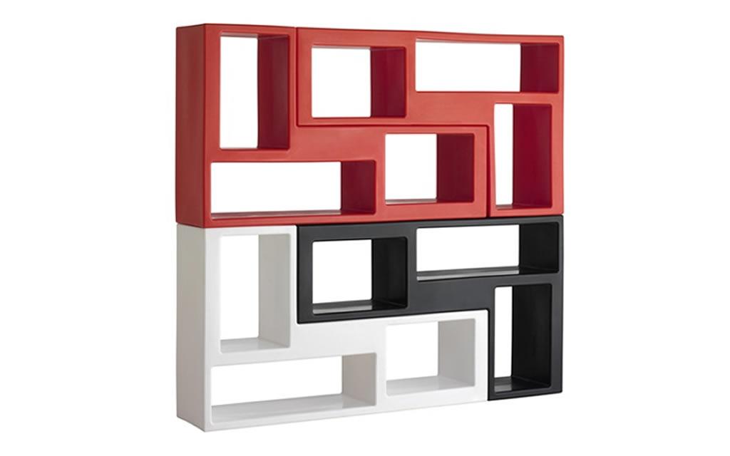 Stunning Modular Storage Furniture Design of Urban Collection by Claudio Bellini,  Italy modular storage furniture