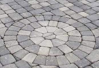 Stunning Pittsburghu0027s beautiful paving stones for patio or driveway circular patio stones