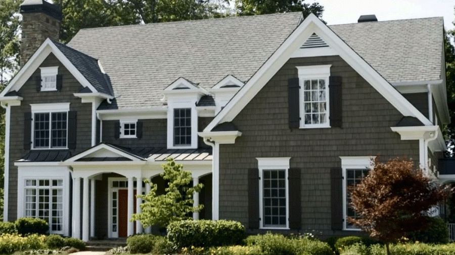 Stunning Play with Primary Colors exterior house paint colors