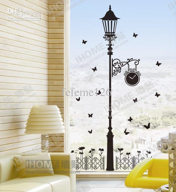 Amazing Stunning Sheet Size:60*90cm Wall Stickers Home Decor