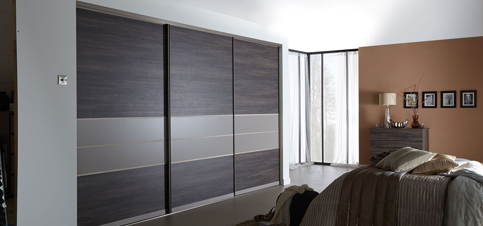 Stunning Sliding Wardrobes Hampshire Surrey fitted sliding wardrobes
