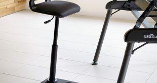 Stunning ... Standing Desk VARIChair   VARIDESK ... standing desk chair