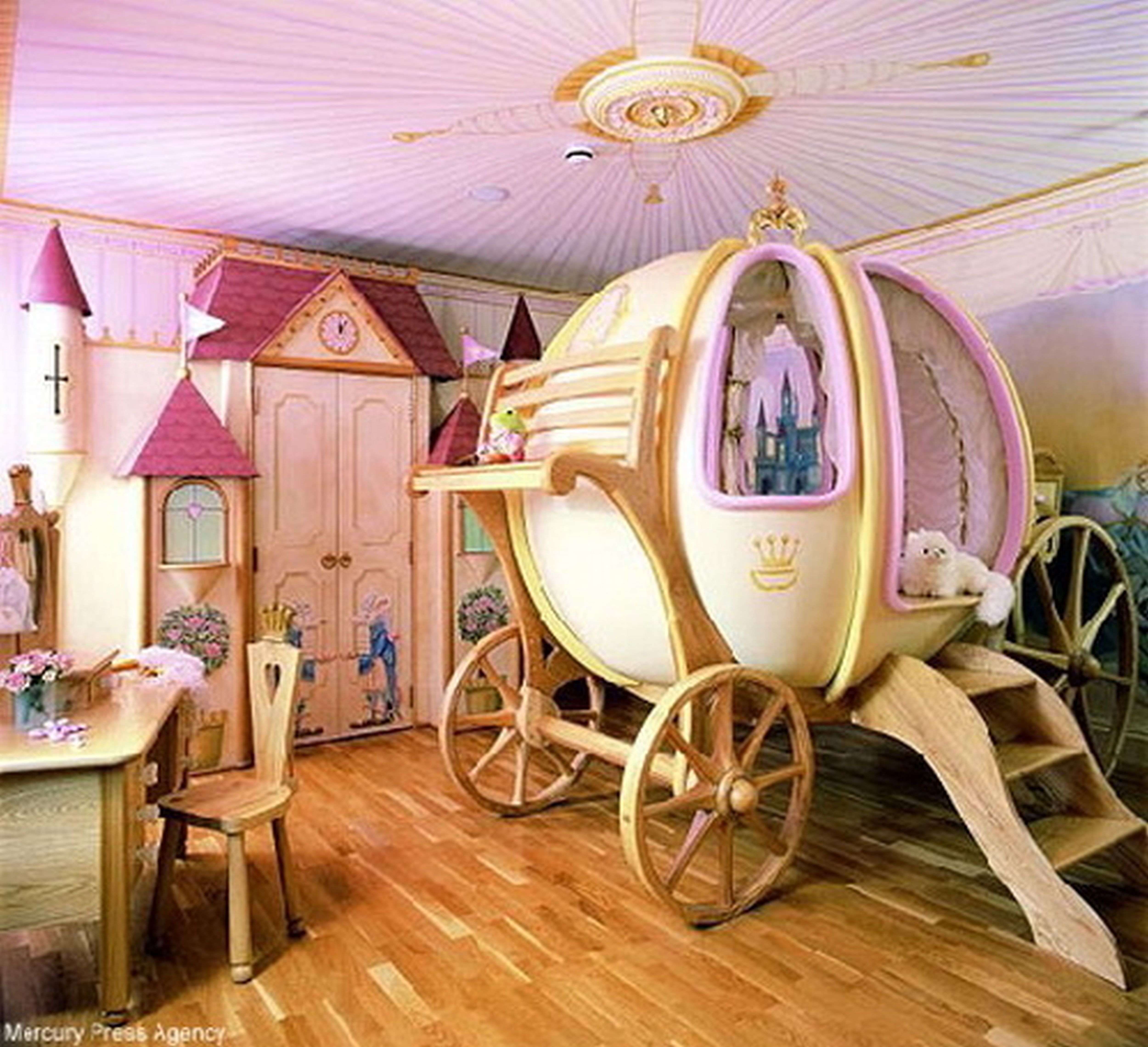 Stunning The Carriage Room childrens themed bedrooms