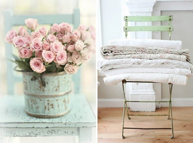 Stylish 36 Fascinating DIY Shabby Chic Home Decor Ideas vintage chic home decor