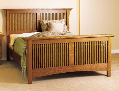 Stylish ... Arts and Crafts Bedroom Suite Super Bundle - BND-00012 ... arts and crafts bedroom furniture