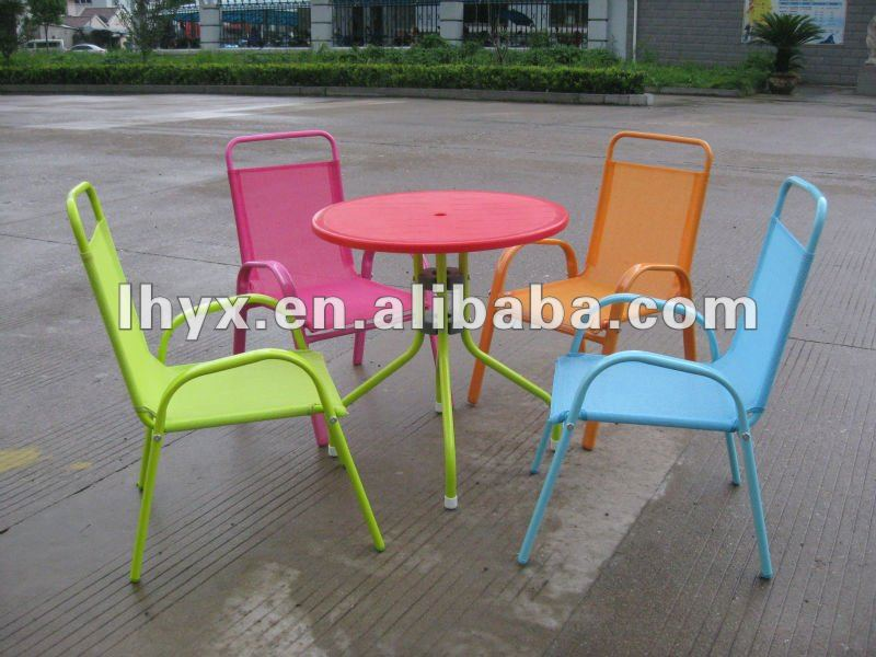 stylish children garden furniture set kids furniture table and chairs outdoor kids outdoor furniture table and