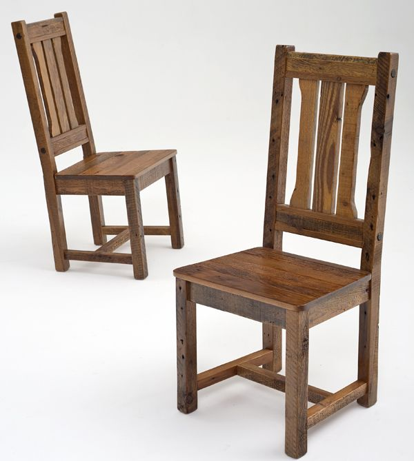 ERA OF WOODEN DINING CHAIRS