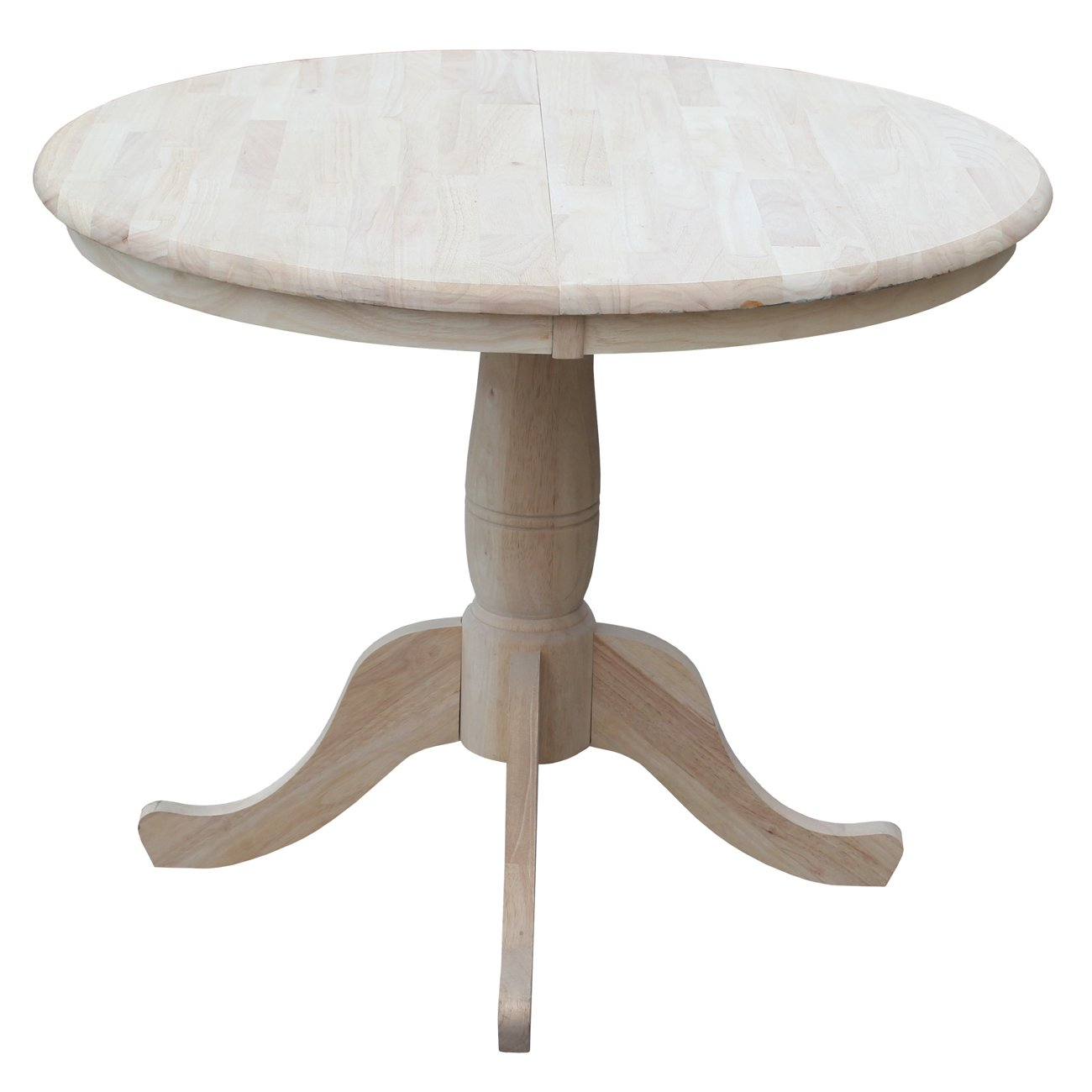 Stylish Lark Manoru0026trade; Overbay Round Pedestal 30 Extendable Dining Table round pedestal dining table