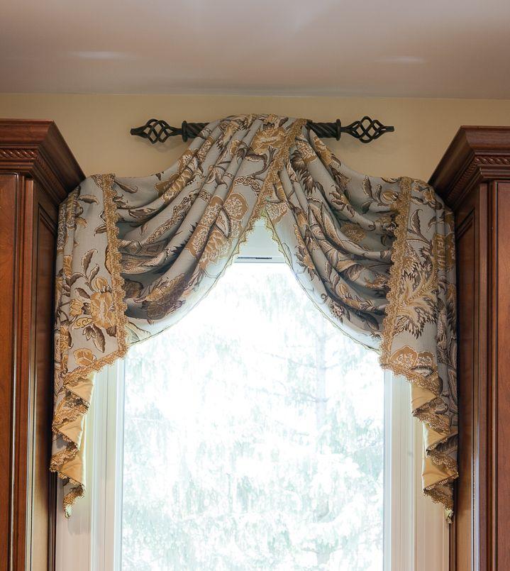 Trending Custom Draperies, Custom Window Treatments, Custom Blinds, Custom Bed  Linens, Throws, custom kitchen window treatments