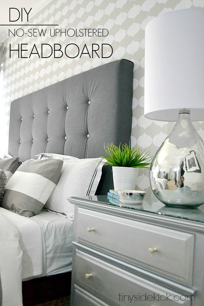Trending DIY Headboard Project Ideas diy headboard ideas