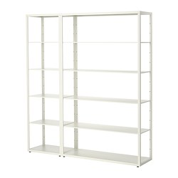 Trending FJÄLKINGE Shelf unit - IKEA metal bookcase ikea