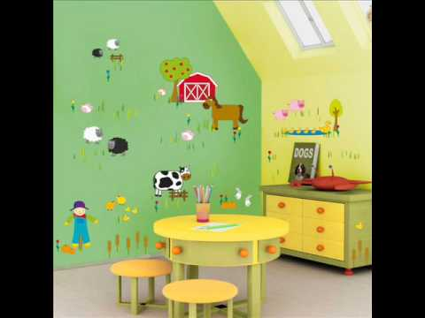 Trending kids wall stickers: Ideas for decorating a baby boy room baby boy room decoration ideas