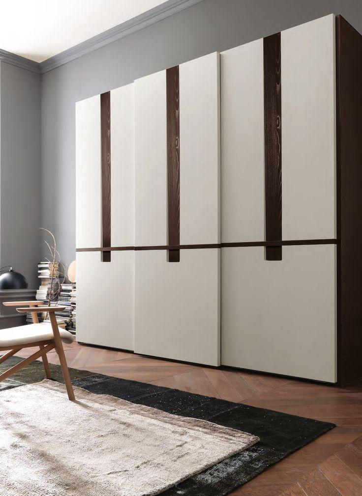 Trending Modern And Fancy Bedroom Wardrobes And Closets : Dazzling Skyline Italian Bedroom modern bedroom cupboards