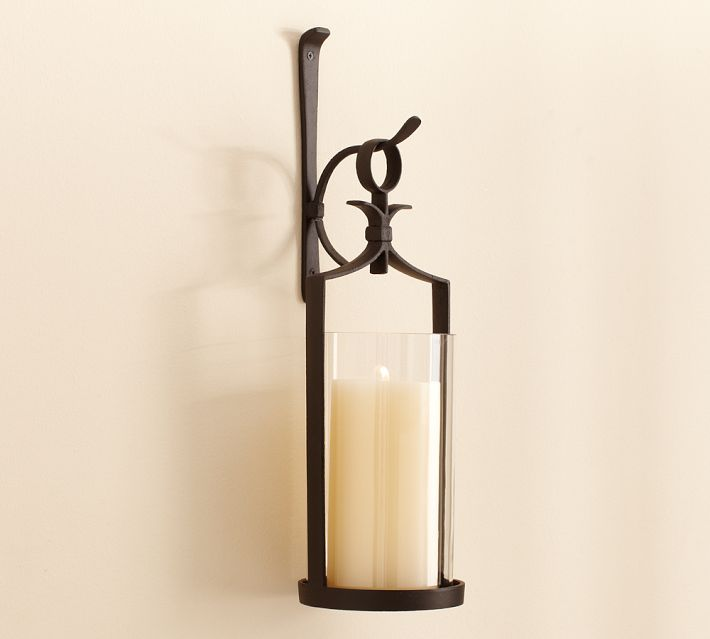 Trending Sconce - 2nd floor Artisanal Wall-Mount Candle Holders wall mounted candle holders