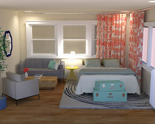 Redesign your apartment with some alluring apartment interior ...
