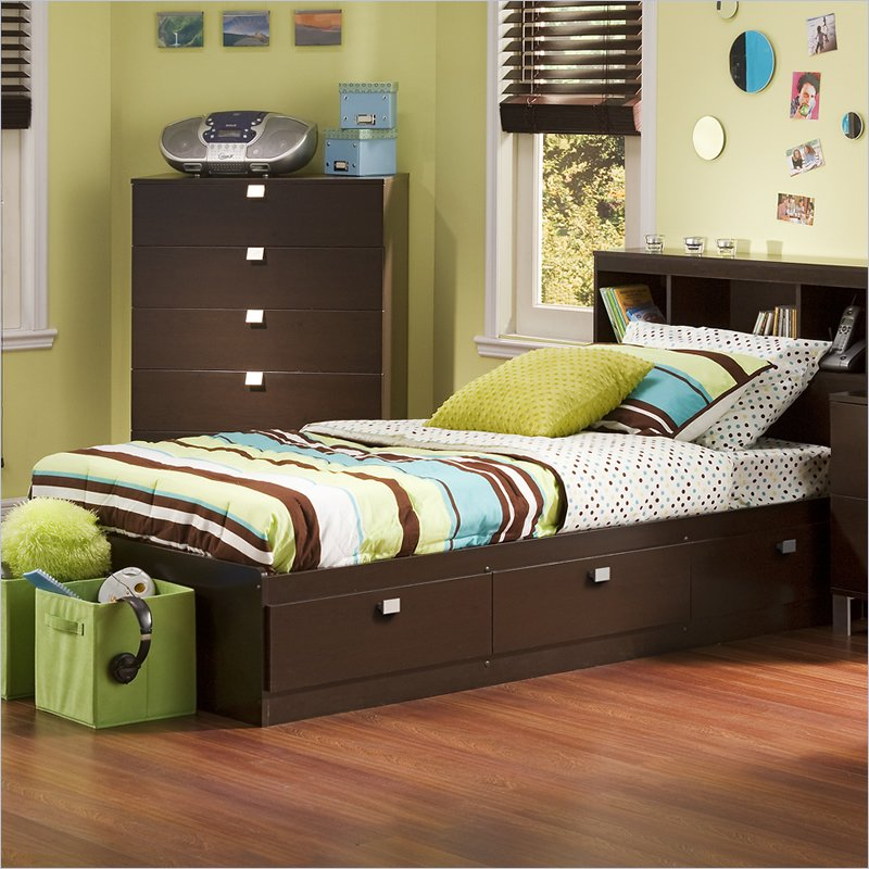 Twin beds frames- efficient twin bed frames for interiors ...