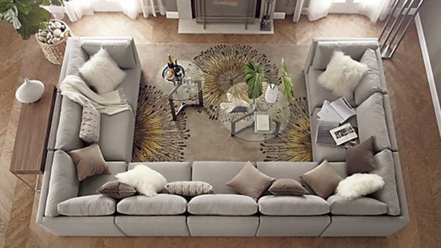 Importance Of U-Shaped Sofa In The Furniture Market