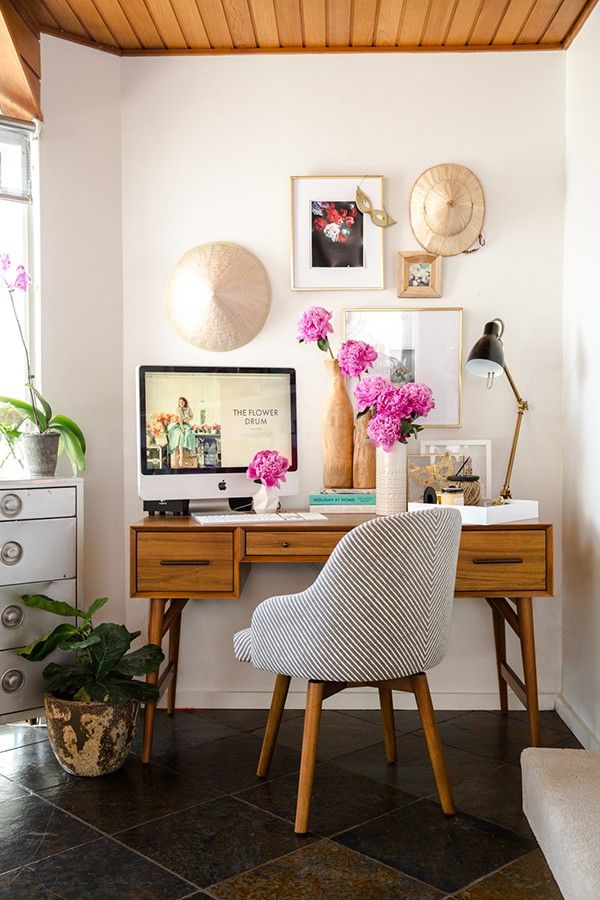 Unique 25+ Best Ideas About Small Home Offices On Pinterest | Small Home  Office Small