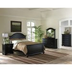 Make your Bedroom stand apart with Black Bedroom sets
