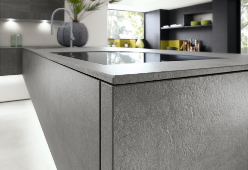 Unique ALNOCERA CONCRETTO alno ceramic kitchen