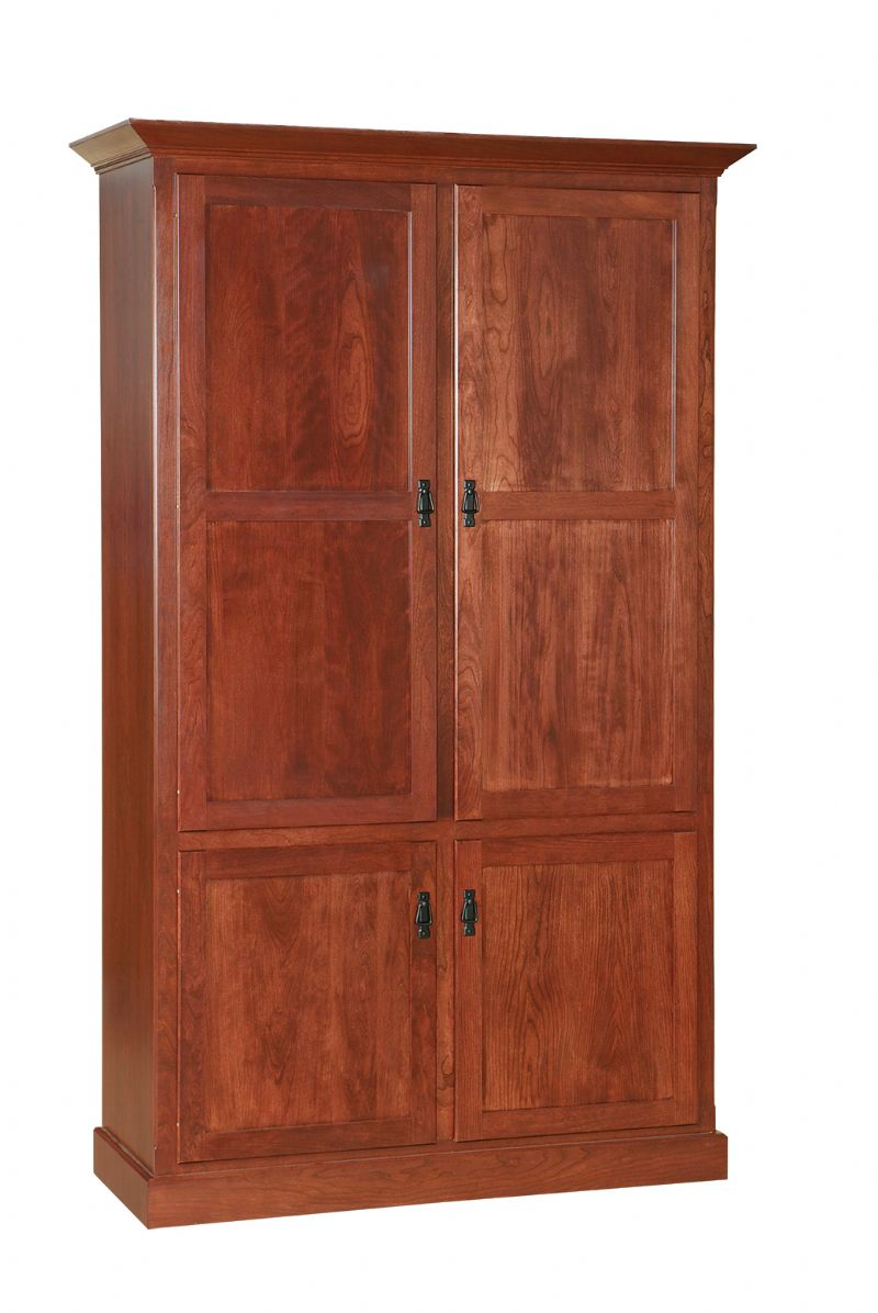 Unique Bookcase With Doors Choose Shaker Mission Or Country Style. Amazing Solid  Wood solid wood bookcases with doors