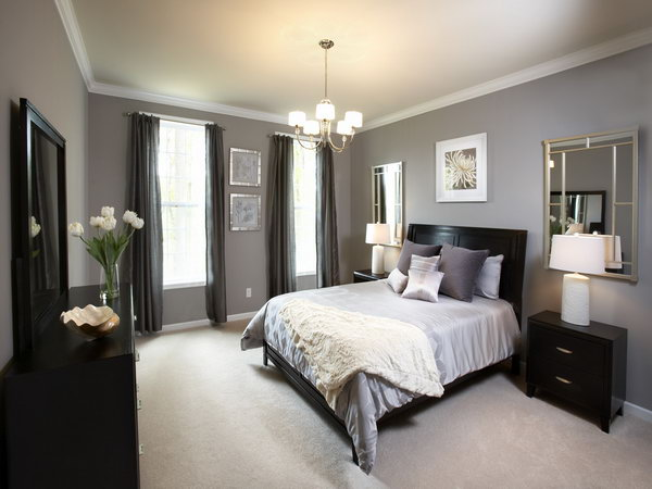 Unique Gray Master Bedroom Paint Color Ideas master bedroom color ideas