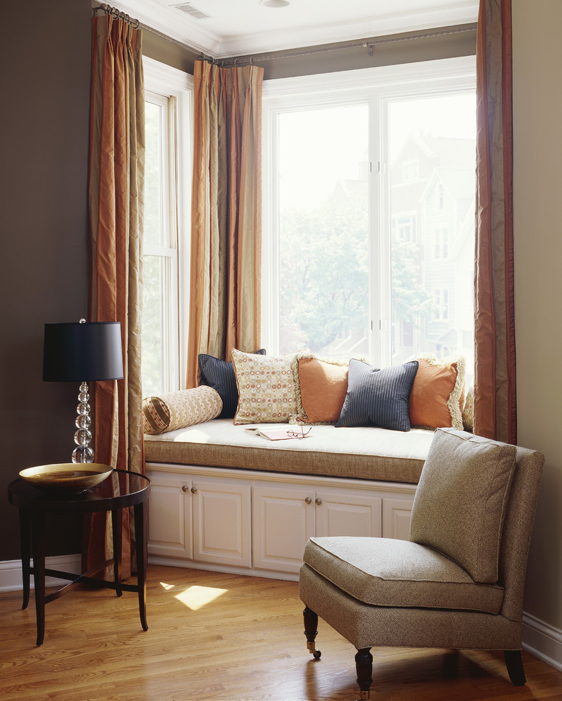 Select Curtains Wisely For Your Bay Window
