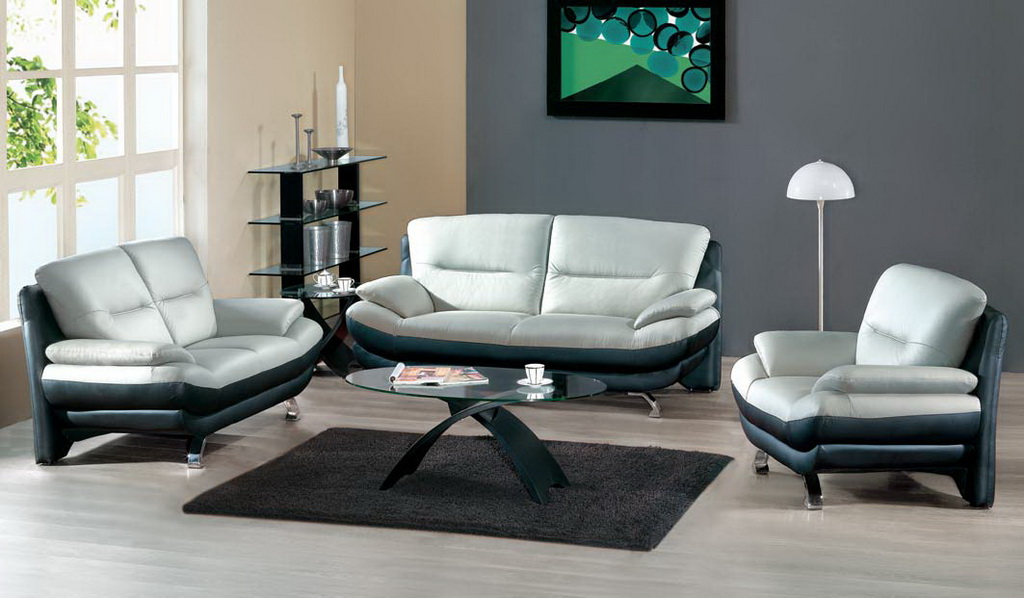 Unique Leather Sofa Sets Ifuns Unique Leather Sofa Living Room Set Modern Design Thesofa