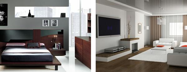 Unique Modern Style Interior Design interior decorating styles