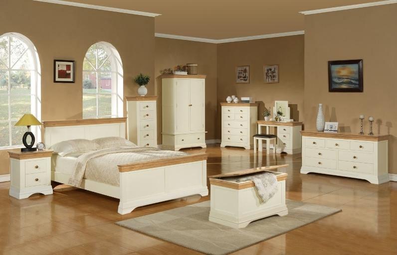 Unique Oak Contemporary Bedroom Furniture Raya Painted Oak Bedroom Furniture