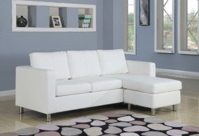 Unique small sectional sleeper sofa chaise white color small sectional sleeper sofa