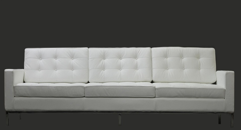 Unique White Leather Modern Sofa Lp Designs Contemporary White Leather Sofa