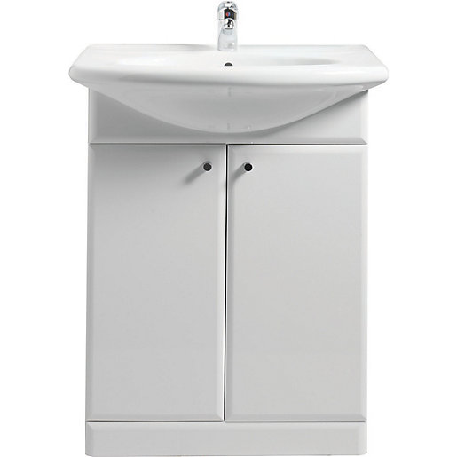 Elegant ... Vanity Unit u0026 Basin 550mm. Mouse over image for a closer look. vanity unit with basin