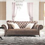 Velvet sofa- Using velvet sofa can be best choice