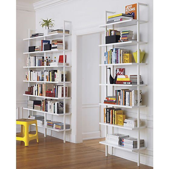 Amazing Helix 70 wall mounted bookcase