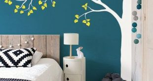 Best 40 Elegant Wall Painting Ideas For Your Beloved Home wall painting ideas for bedroom