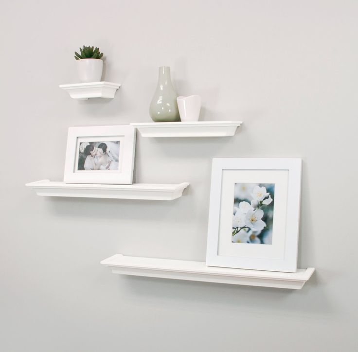 Perfect How To Decorate Your Room With White Shelves