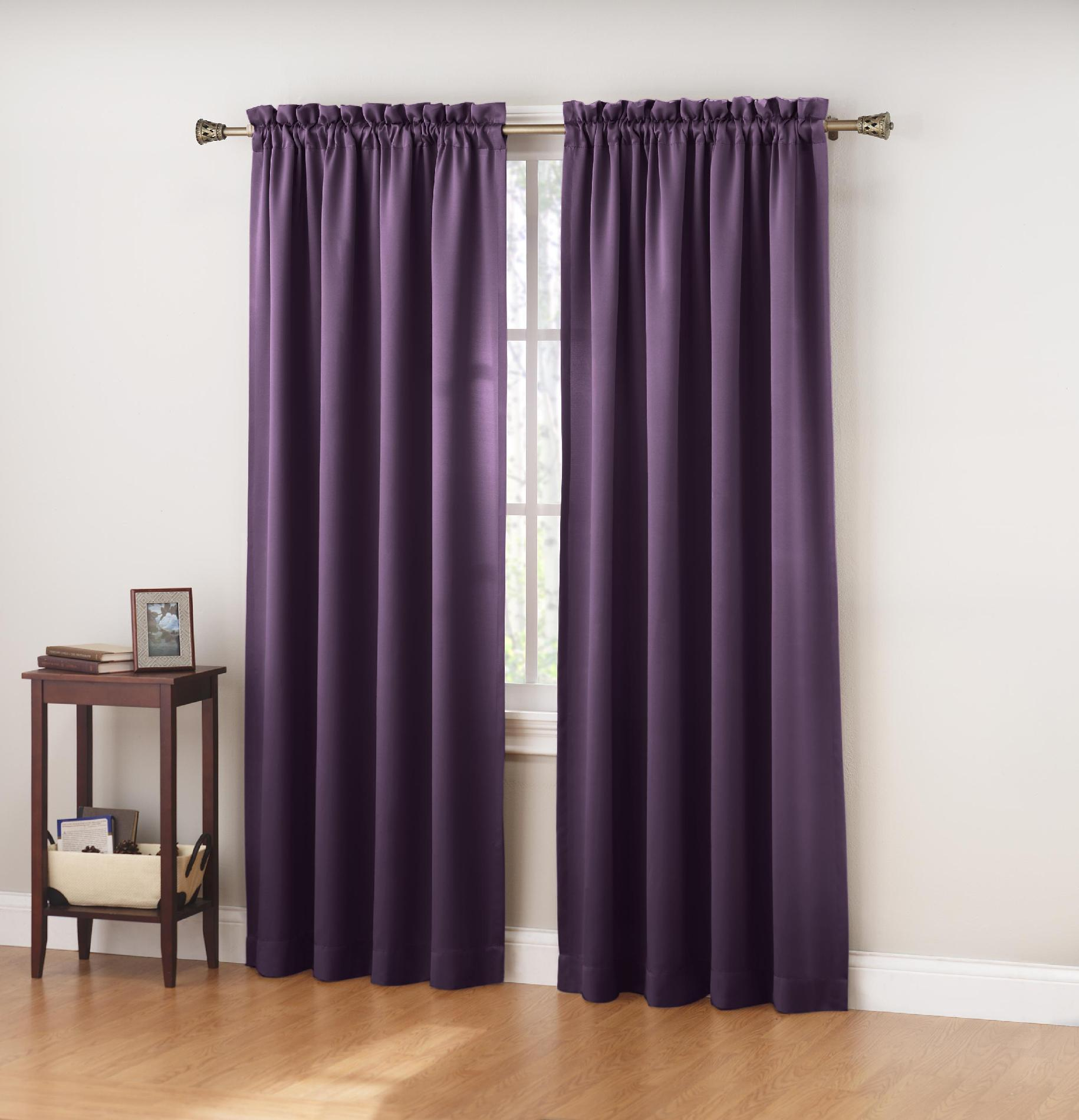 Amazing Colormate Jillian Room Darkening Window Curtain Panel window curtain panels