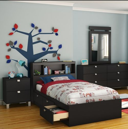 Cool Bedroom Furniture Sets Full Size ... youth full size bedroom sets