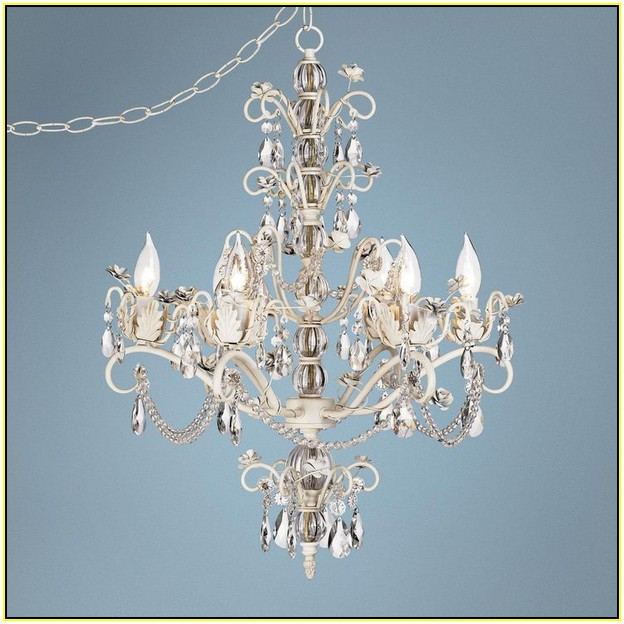 ... chandelier, interesting chandelier plug in swag plug in chandelier UVLJLLV