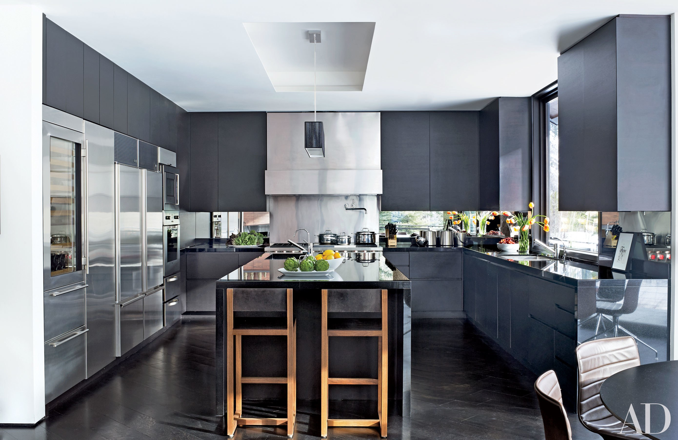 15 spectacular before and after kitchen makeovers photos | architectural PIGEDTI
