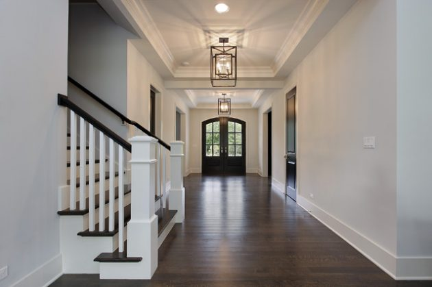 17 amazing ideas to help you to choose proper hallway lighting BGQELQD