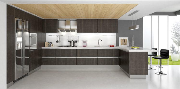 20 prime examples of modern kitchen cabinets VJXLDNO