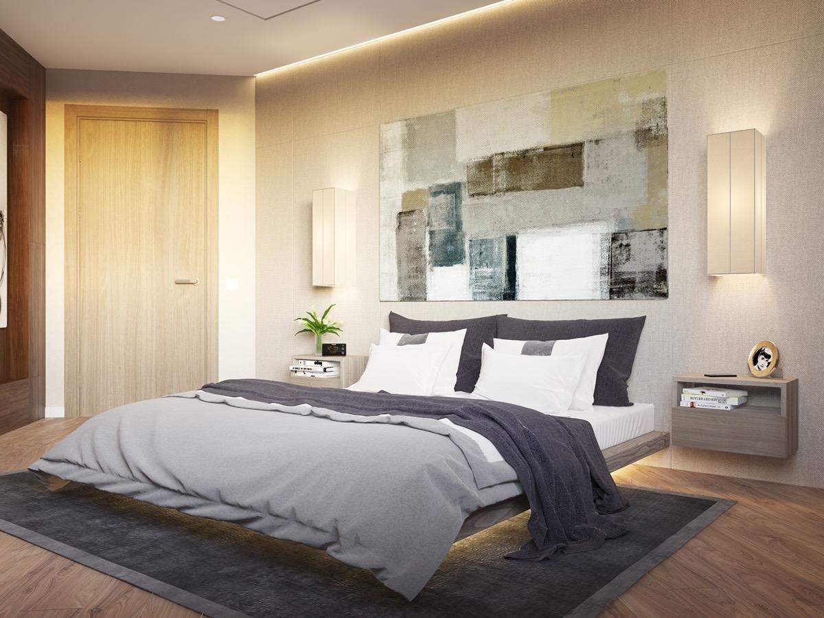 25 stunning bedroom lighting ideas FXYKAKN