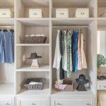 Designing a Closet Storage System