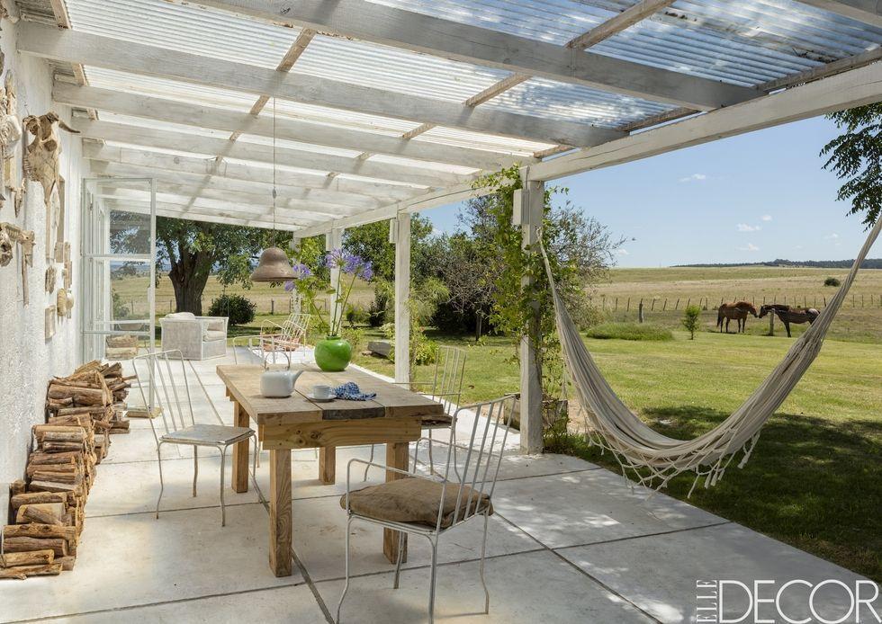 40 best small patio ideas - small patio furniture u0026 design WKOJKCS