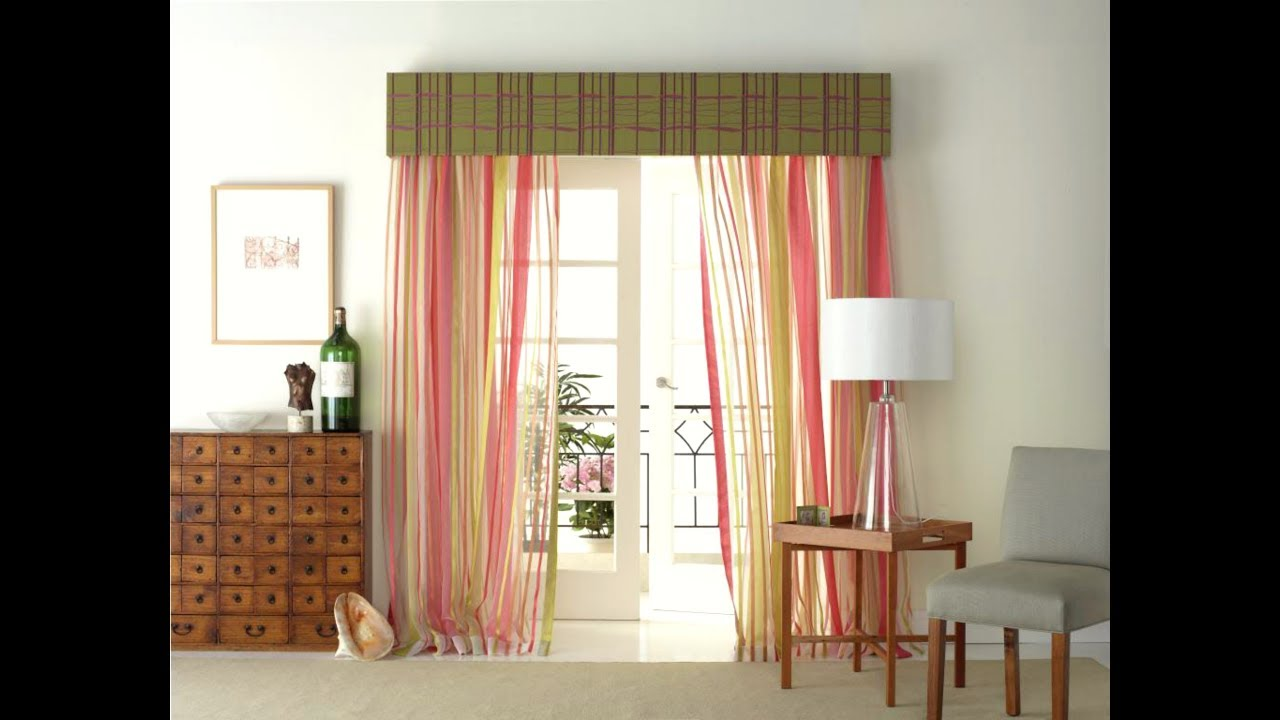 40 curtains design ideas 2017 - living room bedroom creative curtain SMDHFNP