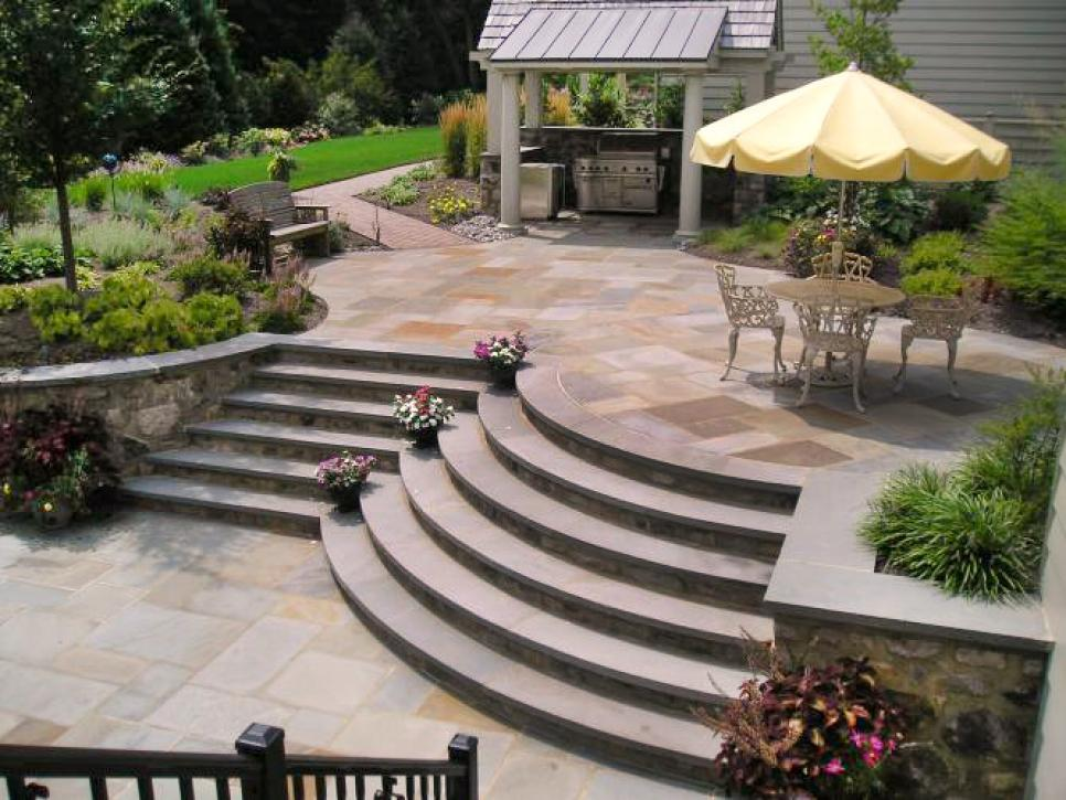 Patio Design Ideas- Keeping the Balance Intact