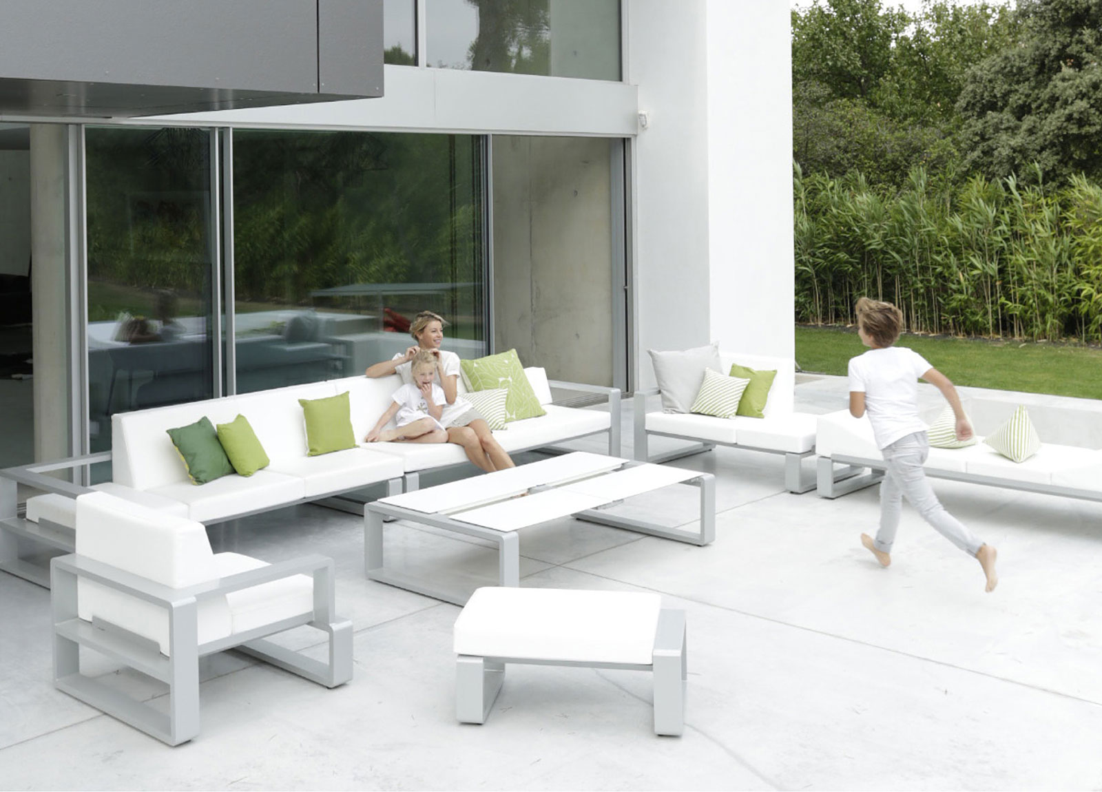 a puzzle of contemporary outdoor furniture adorable home regarding designer outdoor SRUJHDX