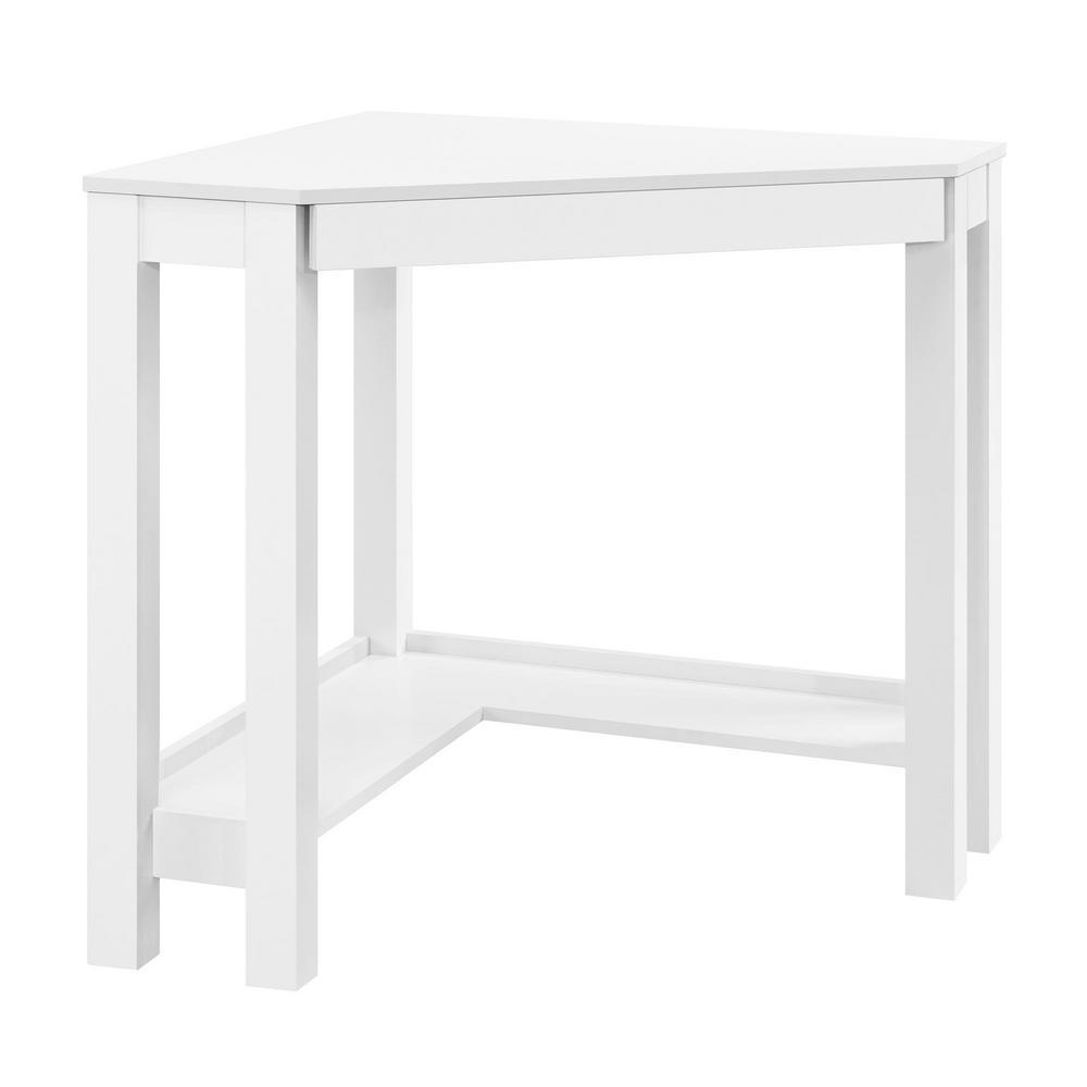 ameriwood nelson white corner desk WJZGIKV